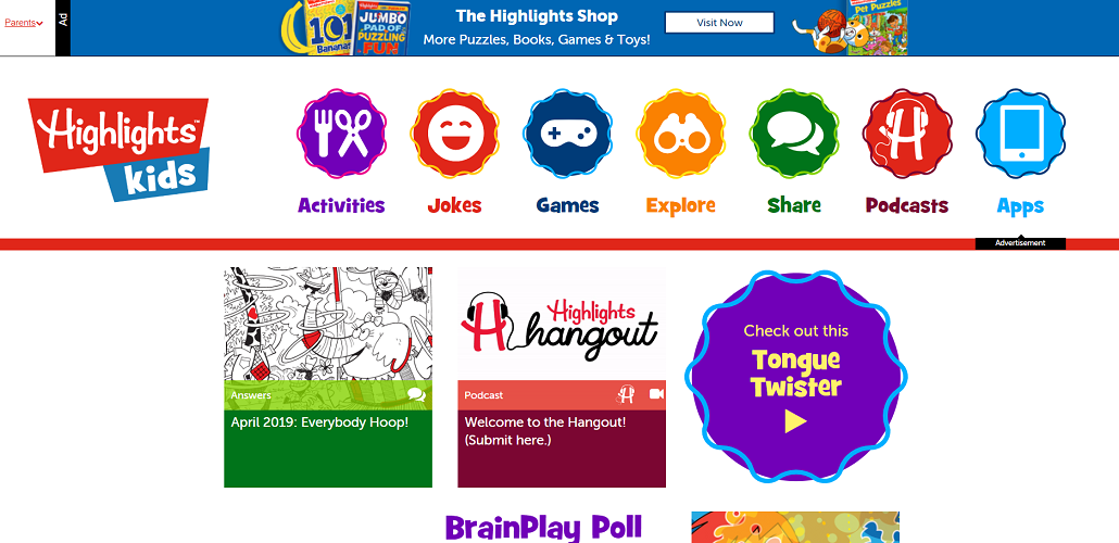 Online Learning Tool Highlights Kids
