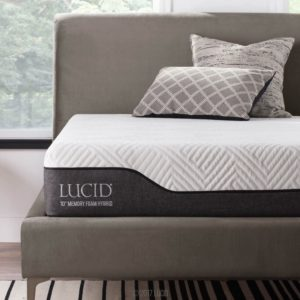 Lucid 10 inch Kid Mattresses