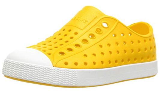 Native Unisex Kid's Jefferson Slip-On Sneakers
