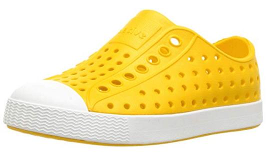 Native Unisex Kid's Jefferson Slip-On Sneakers