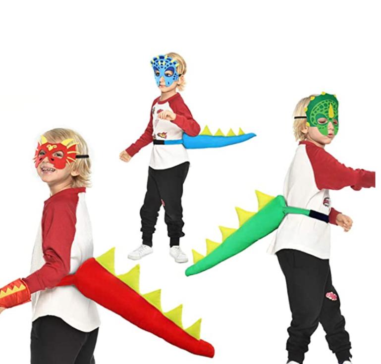 Dragon  Boy Costumes