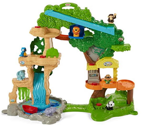 Fisher-Price Little People Share Care Safari