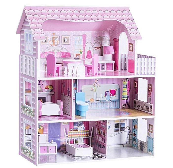 dollhouse eight