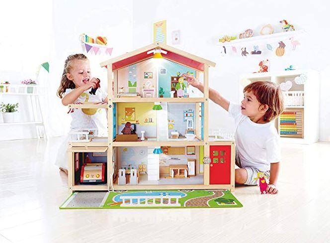dollhouse five