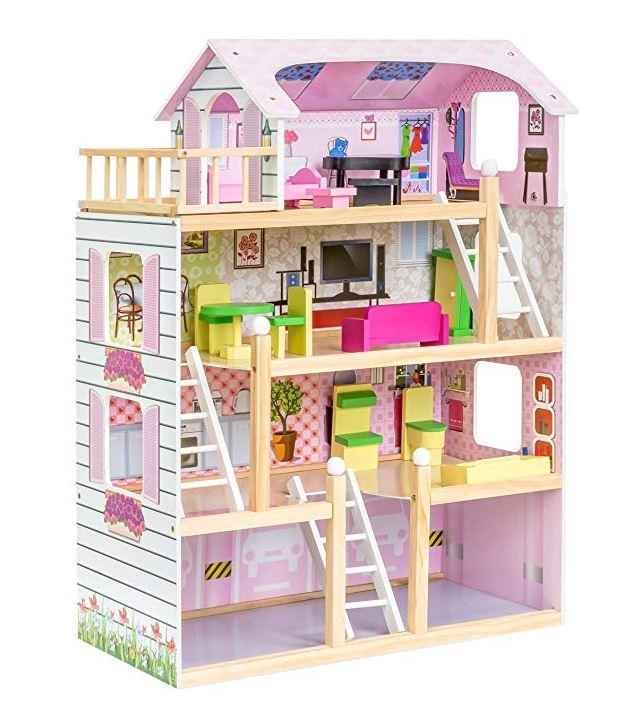 dollhouse four