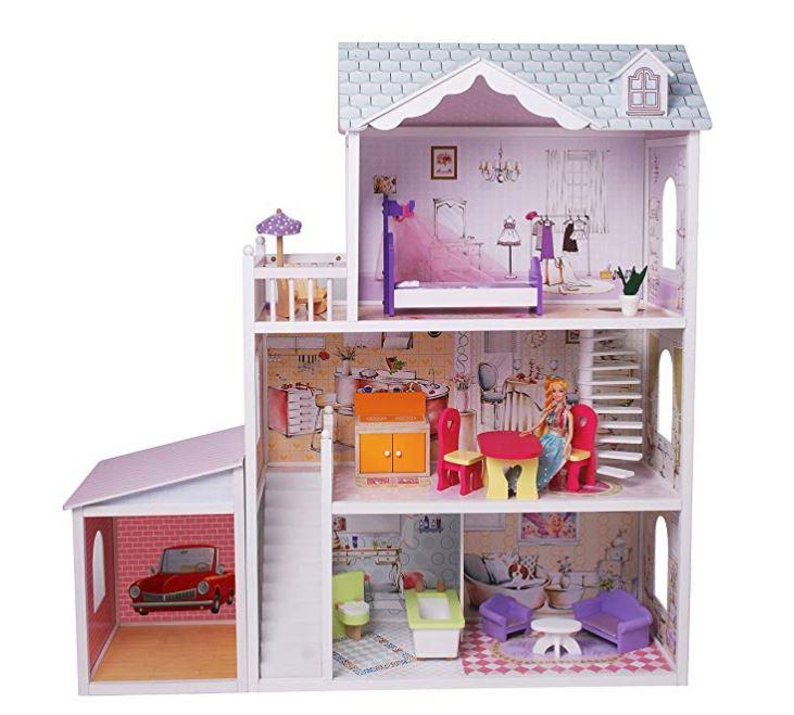 dollhouse nine