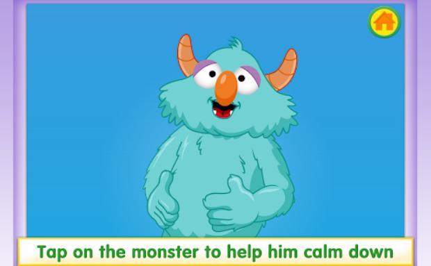 Breathe, Think, Do with Sesame App