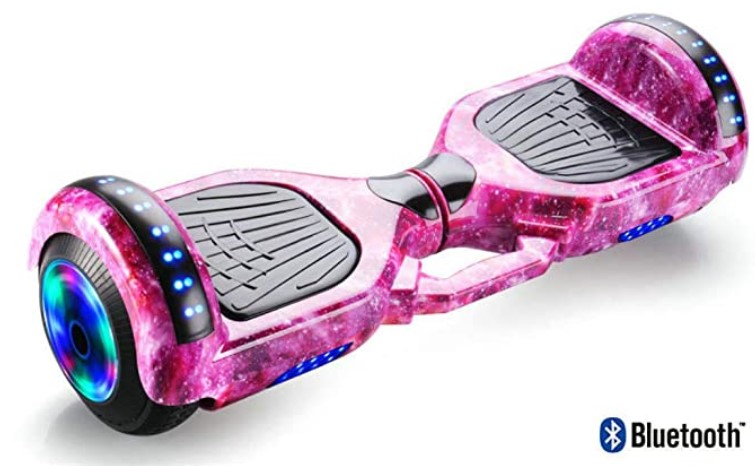Hoverboard 4