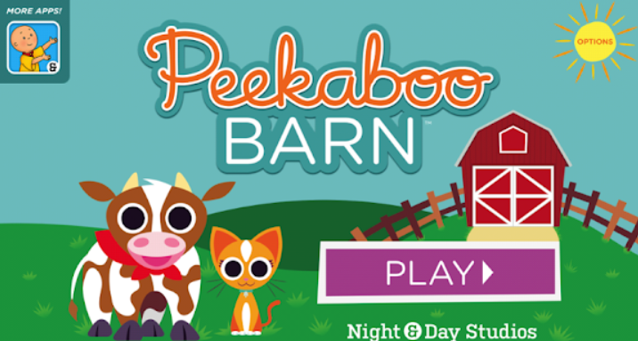 Peekaboo Barn Apps