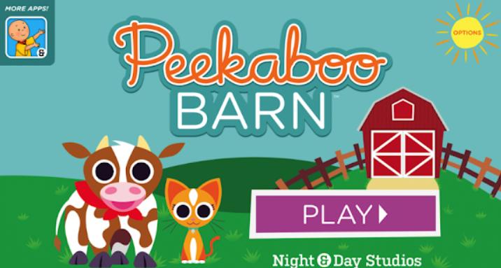 Peekaboo Barn Apps