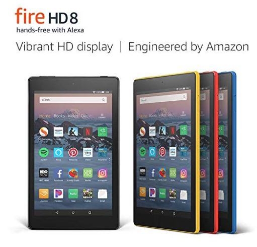 16 yr old boy gifts fire tablet