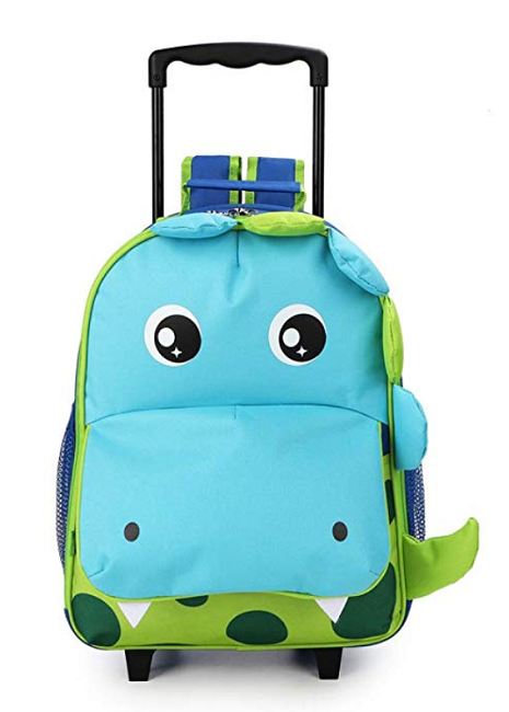 Yodo Zoo 3-Way Toddler Backpack with Wheels