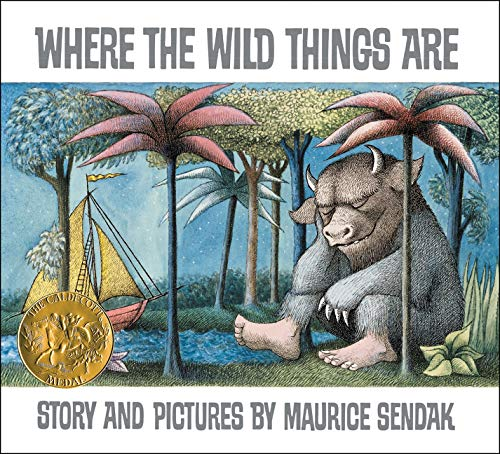 Preschooler books Where the Wild Things Are