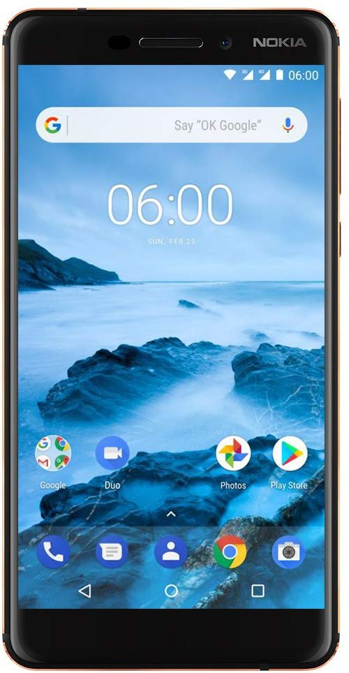 Cell Phone for Kids Nokia 6.1