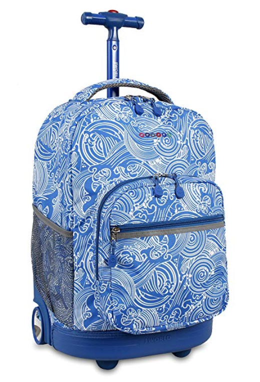 J World Rolling Backpack