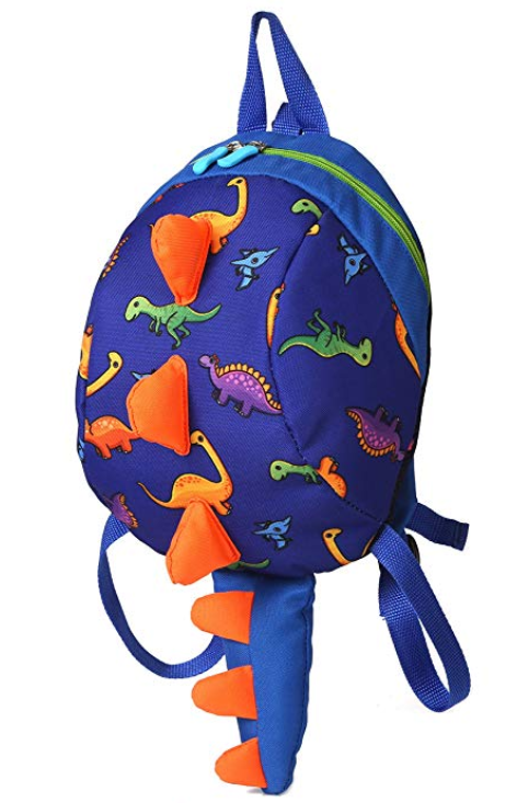 Toddler kids Dinosaur Backpack