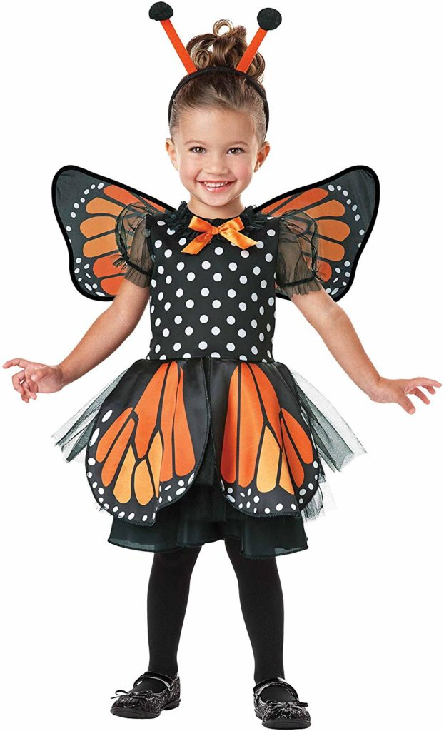 Toddler Costumes Butterfly