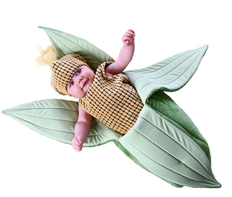 Infant Costumes Baby Ear of Corn