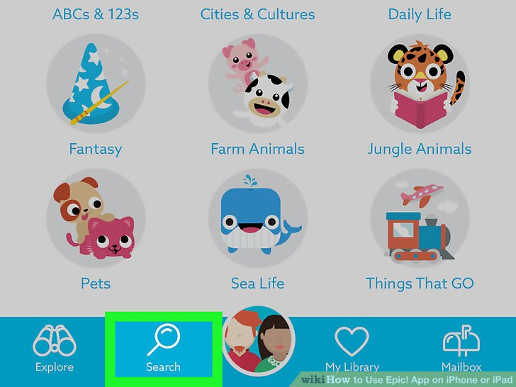 Best Apps for Kids Epic!