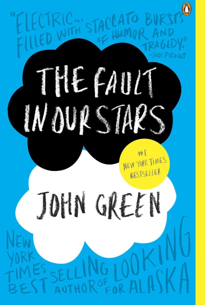 High School Books Fault in Our Stars