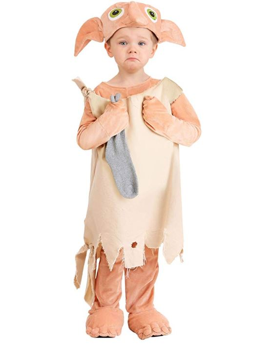Toddler Costumes Dobby