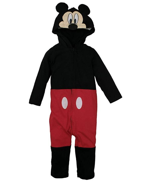 Toddler Costumes Mickey Mouse