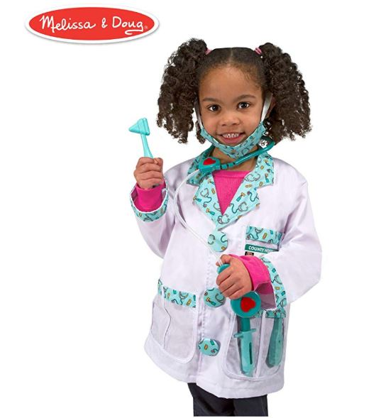 Toddler Costumes Doctor