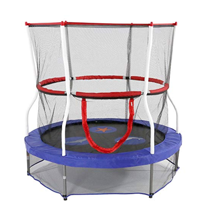 trampoline Eight