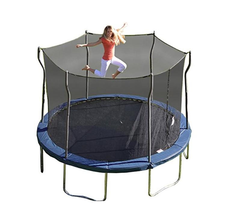 trampoline five
