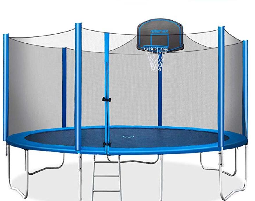 trampoline four