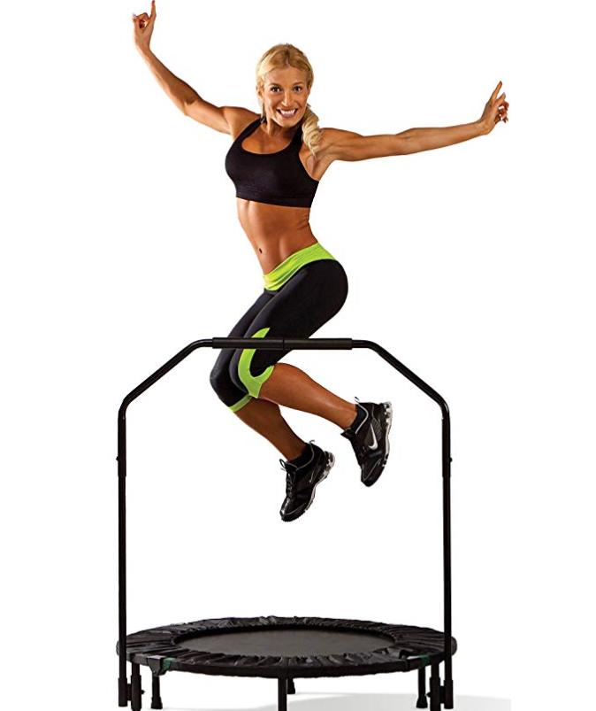 trampoline nine