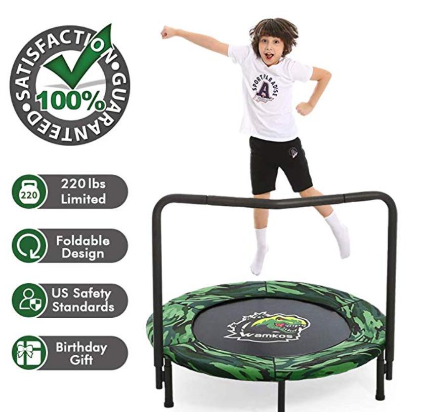 trampoline one