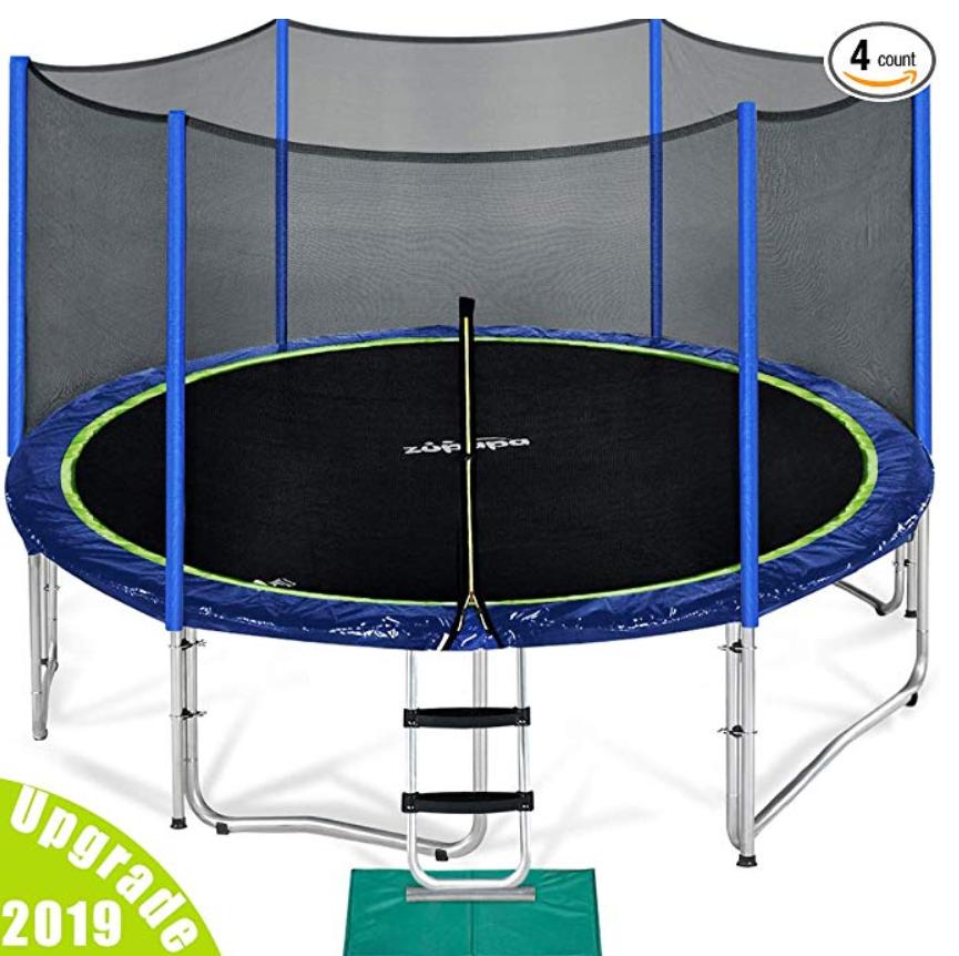 trampoline six