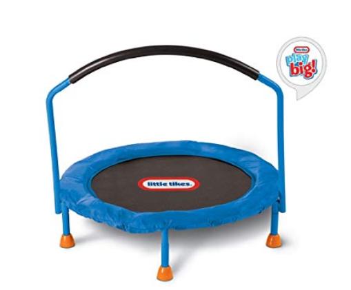 trampoline ten