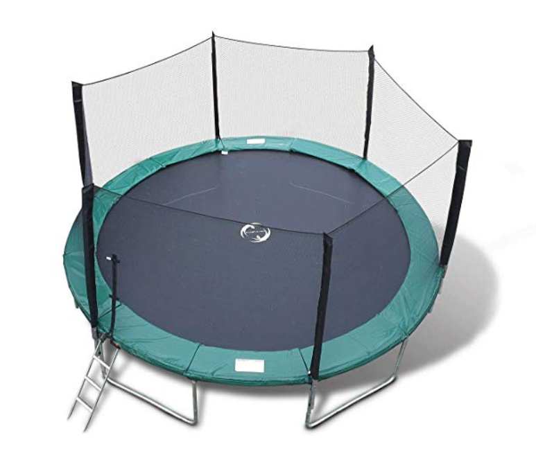 trampoline three