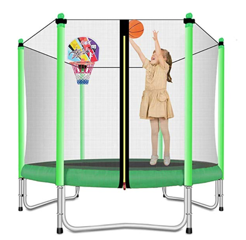 trampoline two