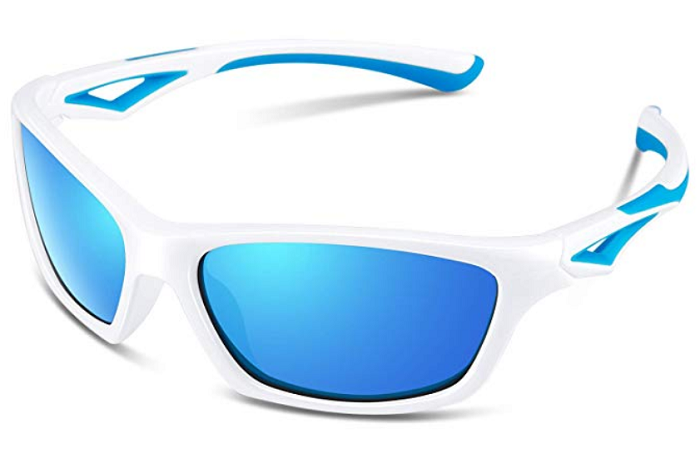 ACBLUCE TPEE Unbreakable Polarized Sunglasses for Kids