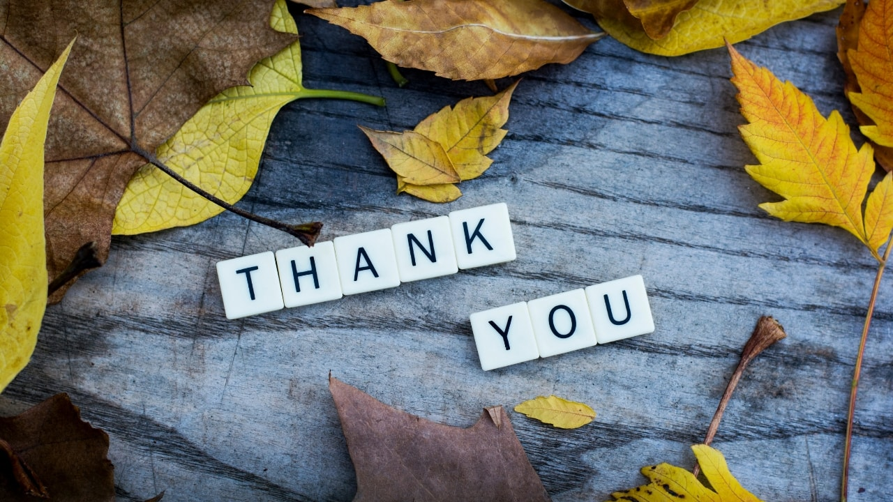 Using gratitude to manifest with the las of attraction min