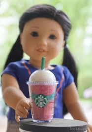 Doll Size Frappuccino