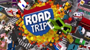 Road Trip Endless Driver