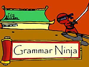 Homeschool Online Tools Grammar Ninja