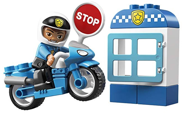 2 year old boys gifts police blocks