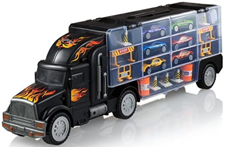 2 year old boys gifts transport truck