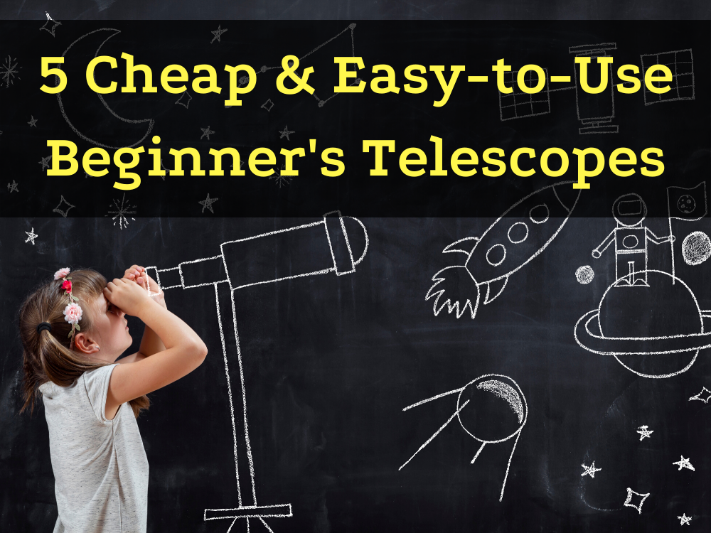 Telescopes featured