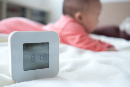 digital alarm clocks for toddlers