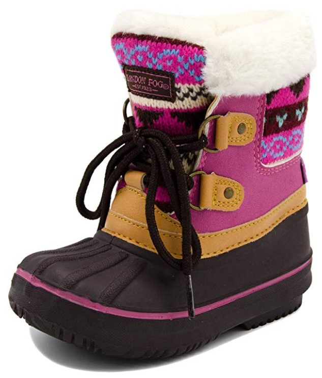 snow boots 1