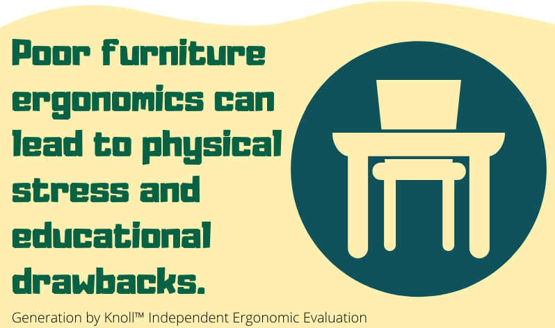 table chair fact