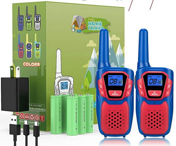 walkie talkies 3