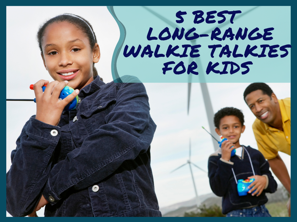 walkie talkies featured