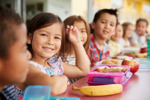 healthiest school lunches for kids